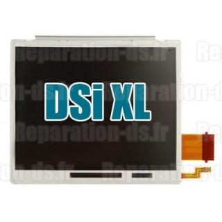 Ecran bas DSi XL