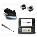 Réparation gâchettes L & R 3DS XL