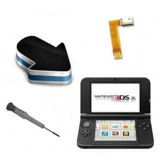 Réparation micro Nintendo 3DS XL