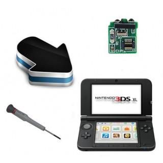 Réparation Infra-rouge Bluetooth Nintendo 3DS XL