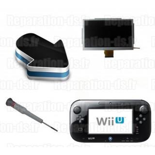 Réparation écran LCD Gamepad manette Wii U
