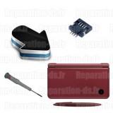 Réparation connecteur  P10 P18 DSi XL