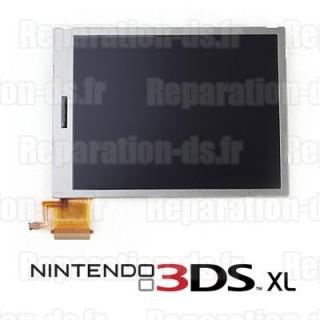Ecran bas LCD 3DS XL
