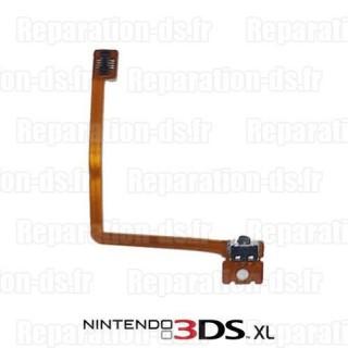 Nappe + gâchette gauche 3DS XL