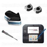 Réparation bouton L & R gachette Nintendo 2DS