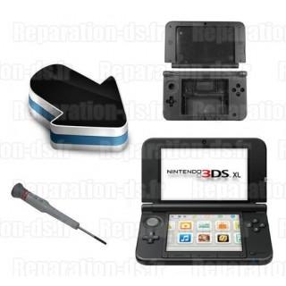 Réparation coque Nintendo 3DS XL