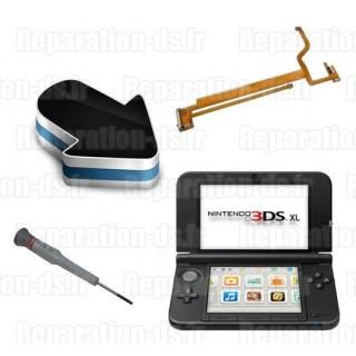 Réparation nappe 3D haut-parleur 3DS XL