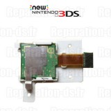 Lecteur interne carte Micro SD Nintendo New 3DS