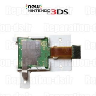 Lecteur interne carte Micro SD Nintendo New 3DS