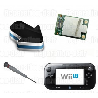 Réparation module bluetooth Gamepad manette Wii U