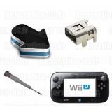Réparation prise chargeur connecteur alimentation GamePad Wii U