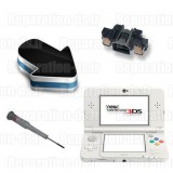 Réparation prise chargeur New 3DS