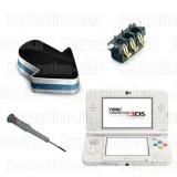 Réparation contacteur connecteur batterie New 3DS