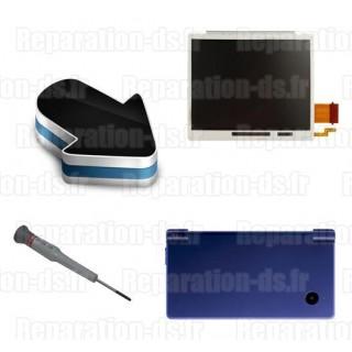 Réparation écran bas DSi