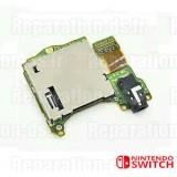 Lecteur jeux cartouche Nintendo Switch