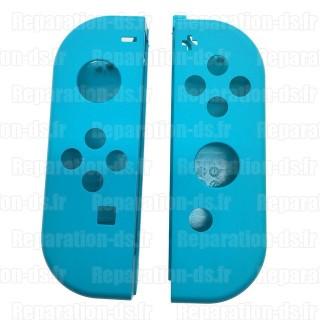 Coque de rechange Joy-con Nintendo Bleue