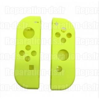 Coque de rechange Joy-con Nintendo jaune