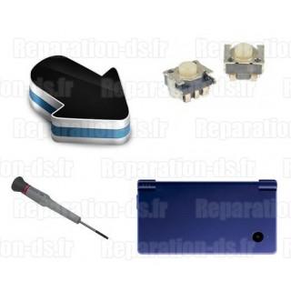 Réparation gâchettes L & R DSi