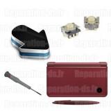 reparation gachettes DSi XL
