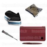 Réparation lecteur carte slot 1 DSi XL