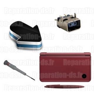 Réparation prise chargeur DSi XL