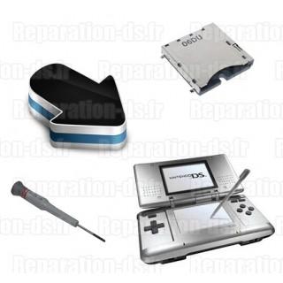 Réparation lecteur carte slot 1 DS