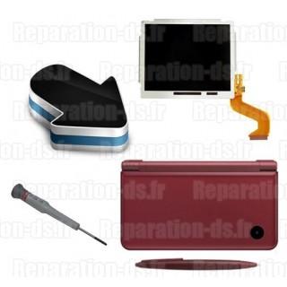 Réparation écran haut DSi XL