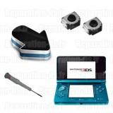Réparation gâchettes L & R 3DS