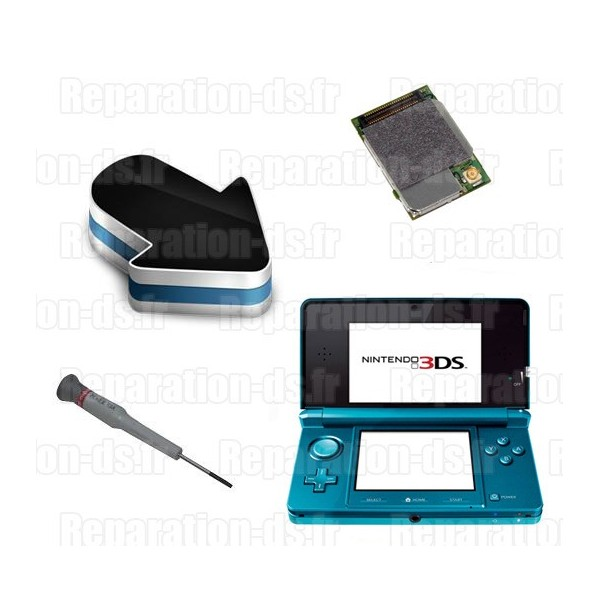 r paration wi fi nintendo 3ds reparation ds ds lite dsi dsi xl 3ds wii. Black Bedroom Furniture Sets. Home Design Ideas