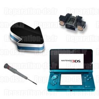Réparation prise chargeur 3DS