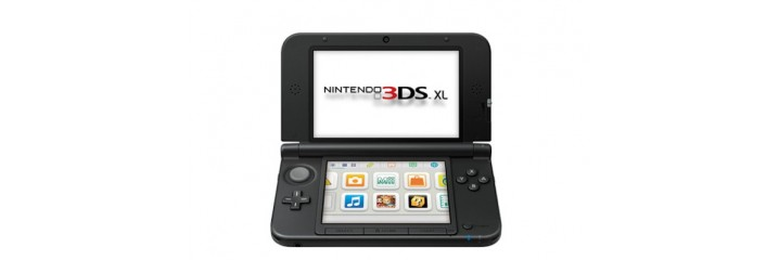 Réparations 3DS XL