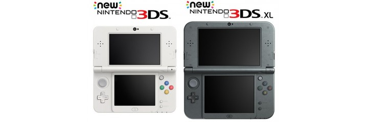 Nintendo New 3DS / New 3DS XL
