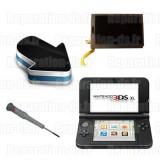 Réparation écran LCD haut 3DS XL